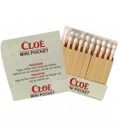 Cloe квасцы, спички 20 шт