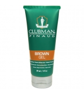 Clubman Pinaud Colour gel for brown hair 89ml