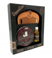 Dapper Dan Подарочный набор Deluxe Помада
