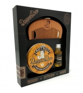 Dapper Dan Gift set Matt Paste pomade