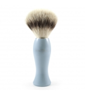 Edwin Jagger Shaving brush Silvertip Fibre® Blue