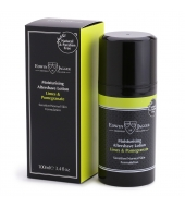 Edwin Jagger Premium Aftershave Lotion Limes & Pomegranate 100ml