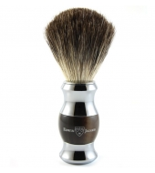 Edwin Jagger shaving brush, Horn