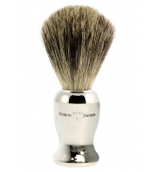 Edwin Jagger Shaving Brush Chrome