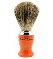 Edwin Jagger Shaving Brush Orange