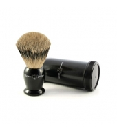 Edwin Jagger Travel brush, Fine Badger