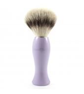 Edwin Jagger Shaving brush Silvertip Fibre® Lilac