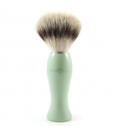 Edwin Jagger Shaving brush Silvertip Fibre® Mint