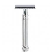 Edwin Jagger razor Closed Comb Barley Chromed