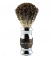Edwin Jagger shaving brush, Horn