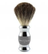 Edwin Jagger shaving brush, Grey