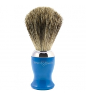 Edwin Jagger shaving brush, Blue