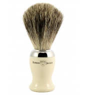 Edwin Jagger Shaving Brush Ivory