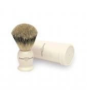 Edwin Jagger Travel brush, Fine Badger