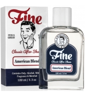 Fine Accoutrements Aftershave lotion American Blend 100ml