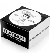Fine Accoutrements raseerimisseep Platinum 100g