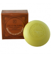 Geo. F. Trumper Bath soap Spanish leather 150g