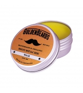 Golden Beards Moustache wax 15ml
