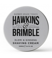 Hawkins & Brimble Traditional shaving cream 100ml
