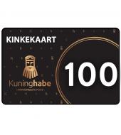 Kinkekaart / soodustuskupong 100 eur