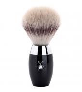 Mühle Kosmo Fine badger Silvertip Fibre® Kõrgkvaliteetne vaik, must