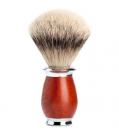 Mühle Purist Silvertip badger Briar wood