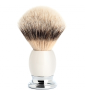 Mühle Помазок для бритья Sophist Silvertip badger фарфор