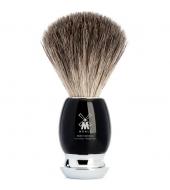 Mühle Vivo Pure badger high-grade resin black