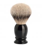 Mühle Silvertip Badger Classic High-grade resin, Black
