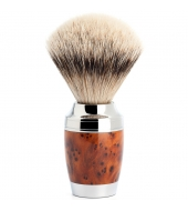 Mühle Stylo Silvertip badger Thuja