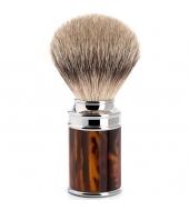 Mühle Shaving brush Traditional Tortoiseshell Silvertip badger