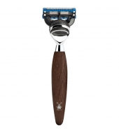 Mühle Kosmo 5-blade razor Fusion™ Bog Oak