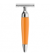 Mühle razor Stylo Closed Comb, High-grade resin, Butterscotch