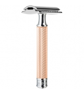 Mühle Closed Comb Traditional Rosegold