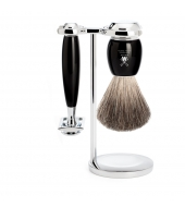 Mühle Shaving set Vivo Black
