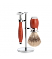 Mühle Shaving set Briar wood