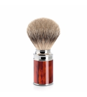 Mühle Shaving brush Traditional Tortoiseshell Silvertip badger