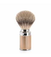 Mühle Traditional Silvertip badger Rosegold
