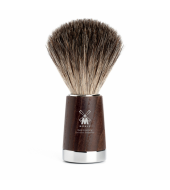 Mühle Liscio Pure badger Steamed Ash