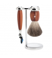 Mühle Shaving set Vivo Plumwood Fusion