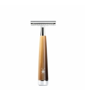 Mühle razor Liscio Closed Comb High-grade resin, Horn brown