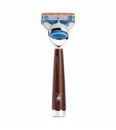 Mühle Liscio 5-blade razor Fusion™ Steamed Ash