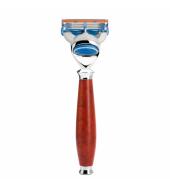 Mühle Purist 5-blade razor Fusion™ Briar wood