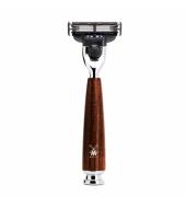 Mühle Rytmo 3-blade razor Mach3® Steamed Ash