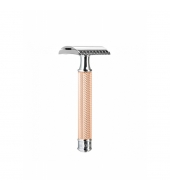 Mühle razor Opened comb Traditional Rosegold