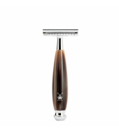 Mühle razor Vivo Closed Comb, High-grade resin, Horn brown