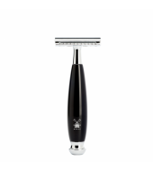 Mühle Vivo Closed Comb high-grade resin black