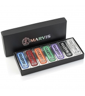 Marvis toothpaste kit