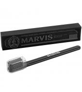 Marvis Toothbrush Black Medium