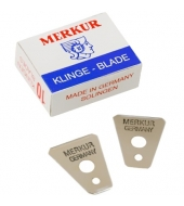 Merkur Blades for Merkur Eyebrow razor